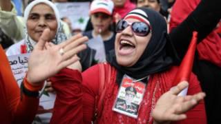 Perayaan pelantikan al Sisi