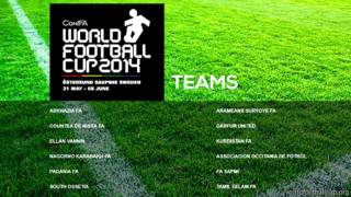 Чемпионат мира по футболу среди непризнанных республик