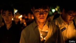 Conmemoración de Tiananmen