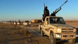 Milicias de ISIS