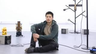 張碩尹和他的作品
