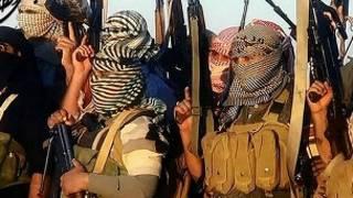 伊拉克伊斯蘭激進武裝