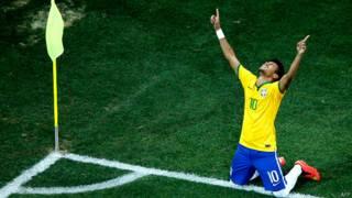 ब्राजील विश्वकप फुटबॉल क्रोएशिया