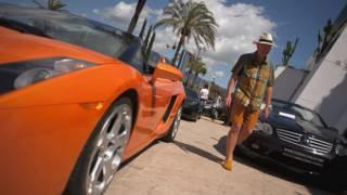 Роскошные автомобили в Марбелье