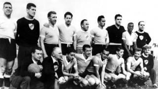 Selección Uruguay 1950