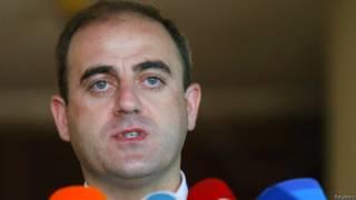 Кандидит на пост мэра Тбилиси Давид Нармания