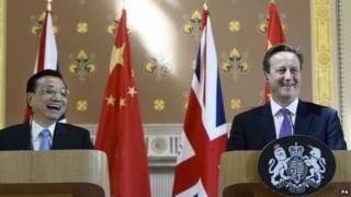 الصين توقع صفقات تجارية مع بريطانيا بقيمة 14 مليار جنيه استرليني