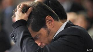 Axel Kicillof, ministro de Economía argentino