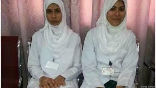 इराक़ में फंसी नर्स सोनिया