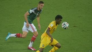 México versus Camerún