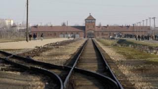 Въезд в Освенцим