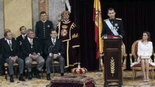 Филипп VI в парламенте