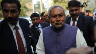 बिहार नेता नीतीश कुमार