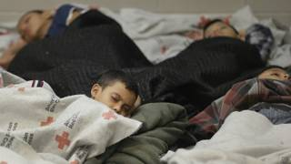 Menores indocumentados en EE.UU.