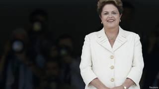 Presidenta brasileña Dilma Rousseff