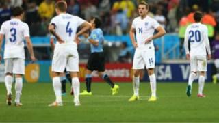 英格蘭主帥霍奇森凖備給每一個前往巴西的英格蘭球員亮相機會