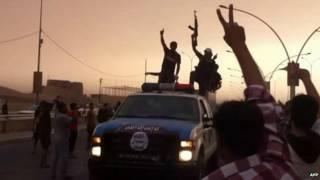 इराक़, आईएसआईएस लड़ाके