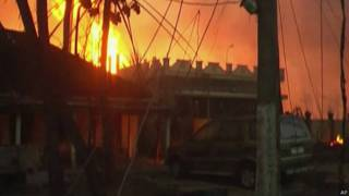 आंध्र प्रदेश में गैस पाइपलाइन हादसा