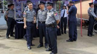 myanmar_police_