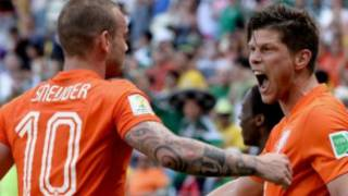 荷兰苦战90分钟最后一刻反败为胜
