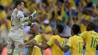 ब्राज़ील की टीम के खिलाड़ी, गोलकीपर जूलियस सीजर