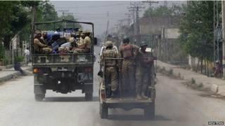 पाकिस्तान, सेना