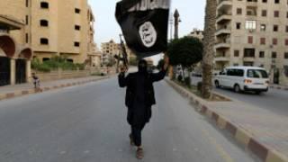 مقاتل داعش