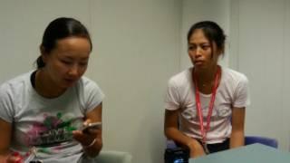 彭帅和谢淑薇自从去年获得温网冠军之后,又在今年的法网比赛中拿下红土冠军。