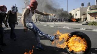 Волнения в Иерусалиме