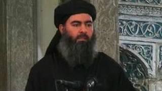 Abubakar al_Baghdadi, jagoran ISIS