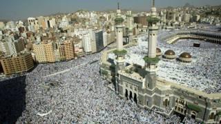 मक्का, मस्जिद