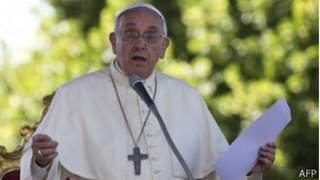 Papa Fransisiko yiyemeje guhagurikira ikibazo by'ihohotera rishingiye ku gitsina rikorerwa abana