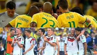ब्राजील र जर्मनी