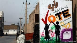 Eleição no Afeganistão (Getty)