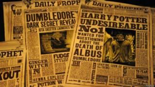 哈利波特与《每日预言导报》