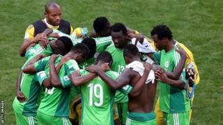 تعليق مشاركة منتخب وأندية نيجيريا في أية بطولات