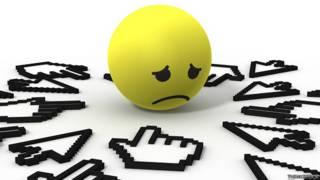 Facebook tristeza