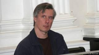 Дмитрий Устинов в литовском суде