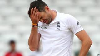 इंग्लैंड के क्रिकेटर जेम्स एंडरसन