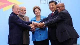 ब्रिक्स सम्मेलन भारत ब्राज़ील नरेंद्र मोदी