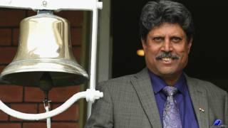 कपिल देव बन गए भारत के आइकॉन