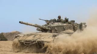 इसराइल का सैन्य अभियान