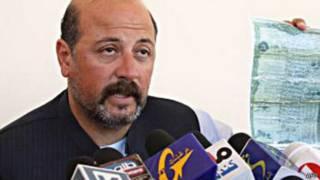 Hashmat Karzai (foto de archivo)