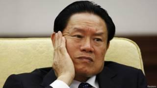 Чжоу Юнкан, екс-міністр держбезпеки Китаю
