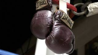 Muhammed Ali'nin eldivenleri
