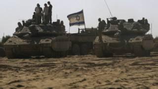 Israel ngo izohagarika ibitero muri Gaza ari uko umutekano ugerutse muri Israel