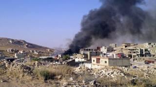 Arsal, atacada por rebeldes sirios