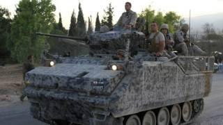 लेबनान की सेना