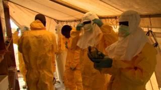 ابولا در آفریقا
