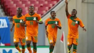 Leta ya Zambia yatinyaga ko ikipe yayo ishobora guhanwa na FIFA.
